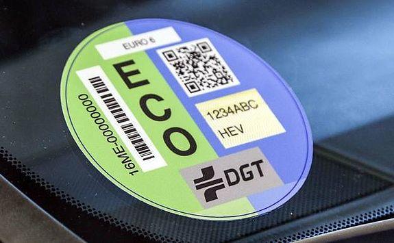 Los coches de segunda mano no cambiarán su etiqueta medioambiental