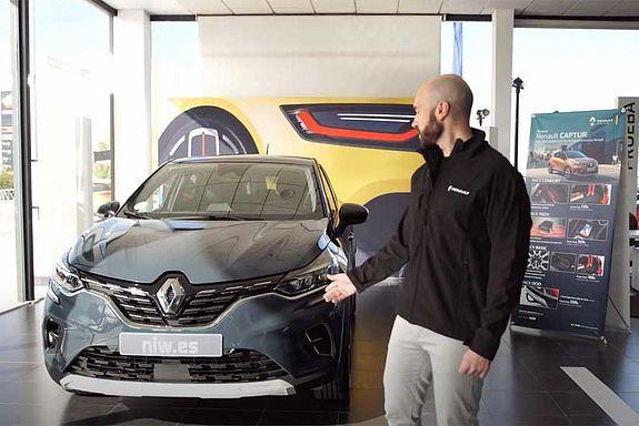 Probamos el Renault Captur, un SUV compacto versátil que aporta dinamismo a la carretera